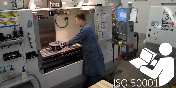 Maximaler Nutzen aus der ISO-Zertifizierung 50001