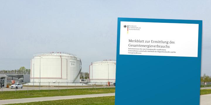 Energieaudit Merkblatt Ermittlung des Gesamtenergieverbrauchs