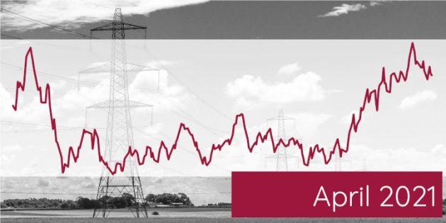 ISPEX, Energiemarkt, Kommentar, Strom, Gas, Erdgas, April 2021